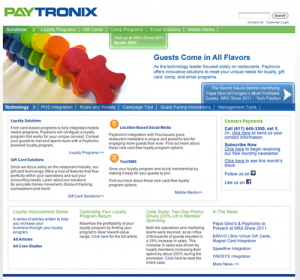 Paytronix Systems