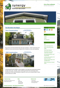 Synergy Construction  New England Green Builders